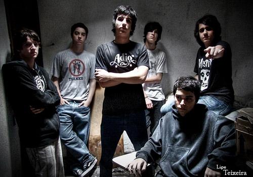Banda Godforsaken - Por Felipe Teixeira