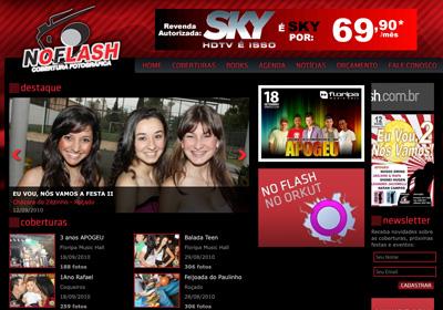 Site No Flash