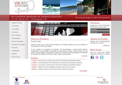 Site CTBC 2011